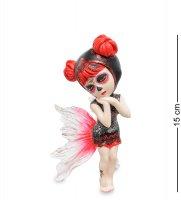 Ws-245 статуэтка в стиле фэнтези балерина