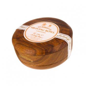 Твердое мыло для бритья в чаше из палисандра d. r. harris  sandalwood, 100