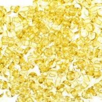 Бисер gamma круглый 10/0 (е335 салатово-желтый)