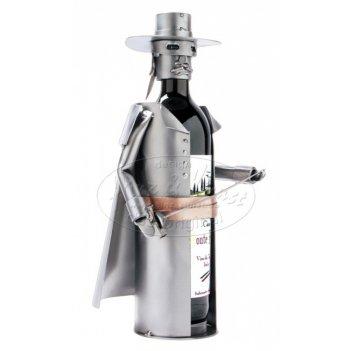 6040  украшение для бутылки зорро d 9,5 см