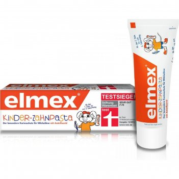Зубная паста colgate elmex «детская», 50 мл