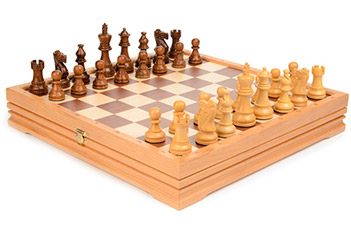 Rta-3503 игровой набор - шахматы + шашки.