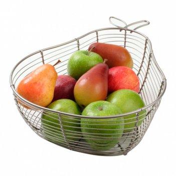 T&g корзина для фруктов «груша» tutti frutti