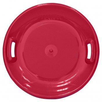 Ледянка stiga twister круглая - красный