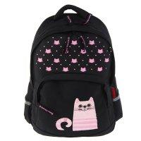 Рюкзак школьный эргономичная спинка 40 х 30 х 16 см bruno visconti «котома