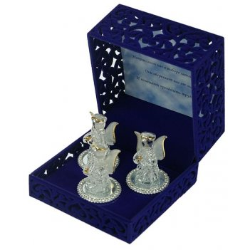 Фигурка декоративная три ангела-хранителя