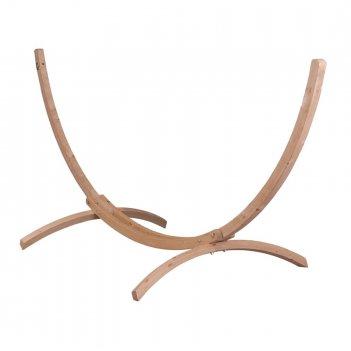 Универсальная  стойка для гамаков  из дерева whs-01 natural
