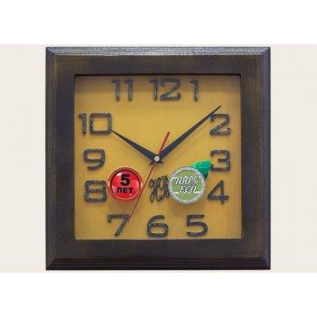 Часы настенные d30-455