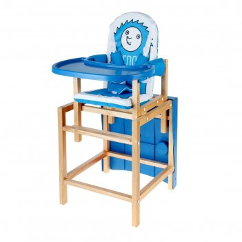Стол-стул для кормления hedgy лак
