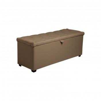 Банкетка монако-3 1210х420хн430 рогожка brown