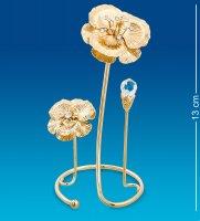 Ar-1384 фигурка цветы (юнион)