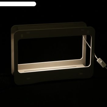 Фитосветильник светодиодный uniel минисад, 15 вт, спектр для фотосинтеза,