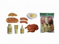 Игровой набор продукты №2 (9 пр.)