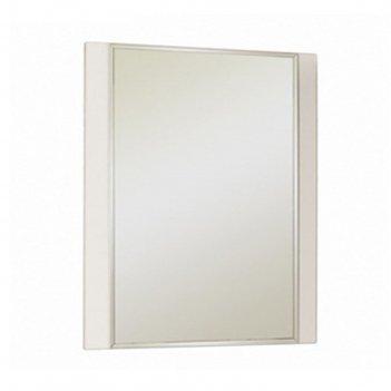 Зеркало ария 65, белое, акватон