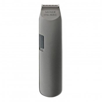 Машинка для стрижки moser-1556-0062, 1 насадка, аккумуляторная