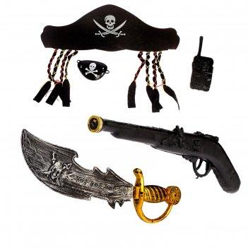 Набор оружия пиратские истории, 4 предмета