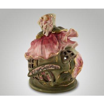 Арома-подсвечник домик феи аромата цветов