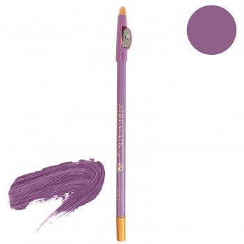 Карандаш aireman, с точилкой,   светло пурпурный № 56