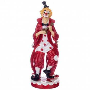 Фигурка клоун 8,5*8,5*22,5 см. (кор=12шт.)