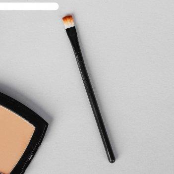 Кисть для макияжа, цвет чёрный