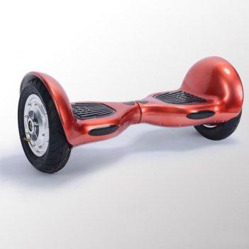 Гироскутер smart balance красный (800ватт, брелок, сумка, 10 дюймов)