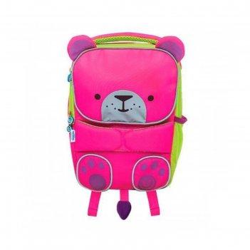 Рюкзак детский toddlepak бэтси, цвет розовый