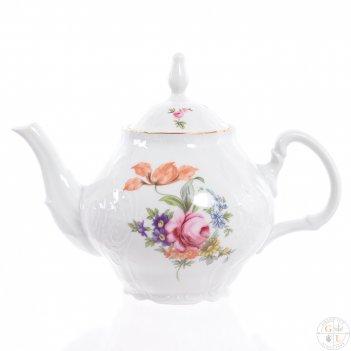 Чайник bernadotte полевой цветок 1,2 л