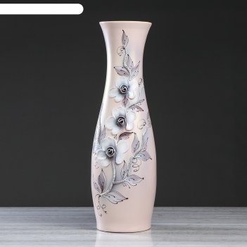Ваза напольная нора орхидея