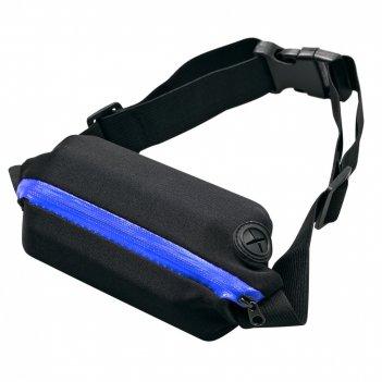 Поясная сумка taskin, синяя