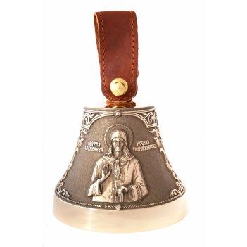 Колокольчик из бронзы ксения петербургская