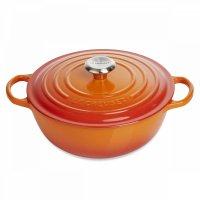 Казан la marmite, объем: 7 л, диаметр: 32 см, материал: чугун, цвет: оранж