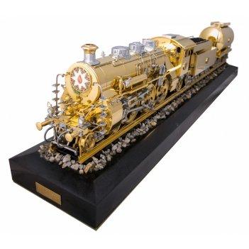 Сувенир золотой состав  от «златоустовский оружейный завод «лантан»