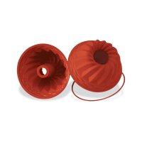 Форма для приготовления кексов gugelhupf, диаметр: 22 см, материал: силико