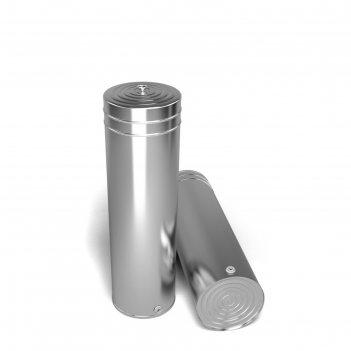Бак «тубус», для холодной воды, 70 л, g 1/2/, нержавеющая сталь 0,8 мм
