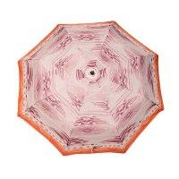 Зонт 23, полный автомат (сиренево-красная абстракция)