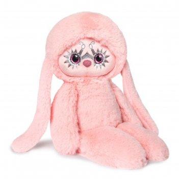 Мягкая игрушка лориколори. ёё цвет розовый 30 см lr30-01