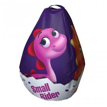 Мешок-рюкзак-подушка dino baby (фиолетовый)