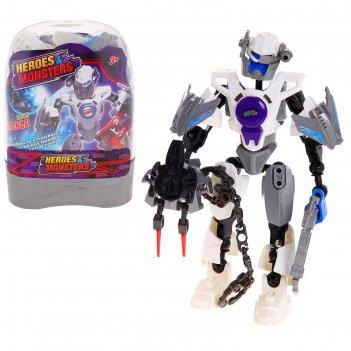 Конструктор-робот герой arhangel