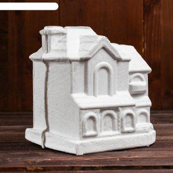 Основа для творчества и декорирования дом-копилка ранчо