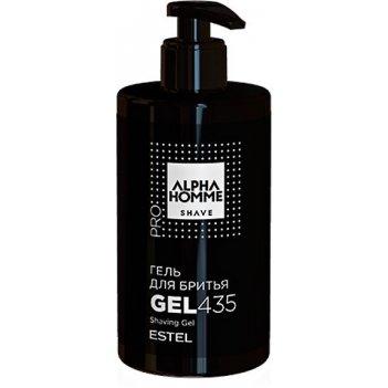 Гель для бритья ah/gel435 alpha homme pro, 435 мл