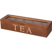Шкатулка для чая  28*18*8 см