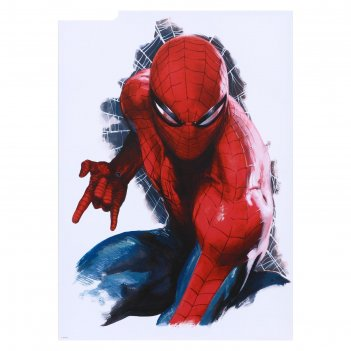 Постер человек-паук 50х70 см