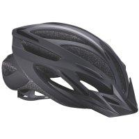 Велошлем bbb 2018 taurus черный, размер m