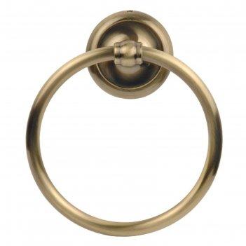 Держатель для полотенца кольцо antico
