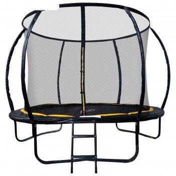 Батут 10ft 3,05м с внутренней защитной сеткой, с лестницей cfr-10ft-3