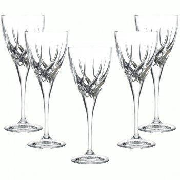 Набор бокалов для вина rcr trix 180 мл