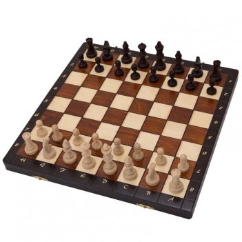 Шахматы магнитные 28