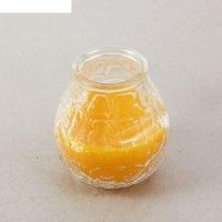Свеча антимоскитная ароматизированная в стекле