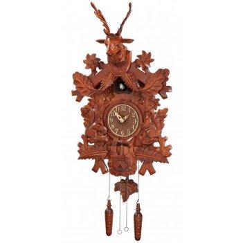 Настенные часы с кукушкой p 575 phoenix