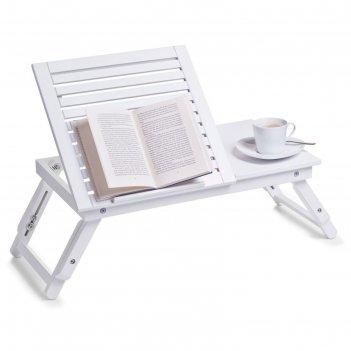 Сервировочный столик zeller 56х35х20-27 см